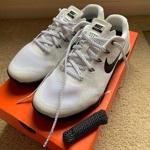 Nike Women's Metcon 3 White/Black Training Shoe